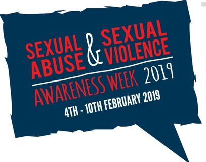 Sexual Abuse and Sexual Violence Awareness Week
