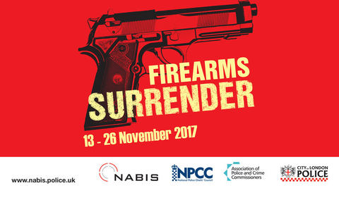 National Firearms Surrender